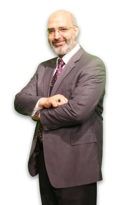 الأستاذ الدكتور أمير صالح
